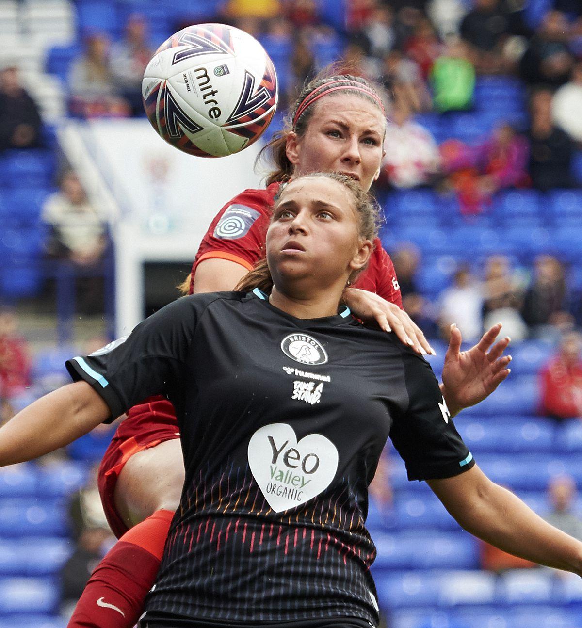 Liverpool Women v Bristol City Women: FA Women's Championship