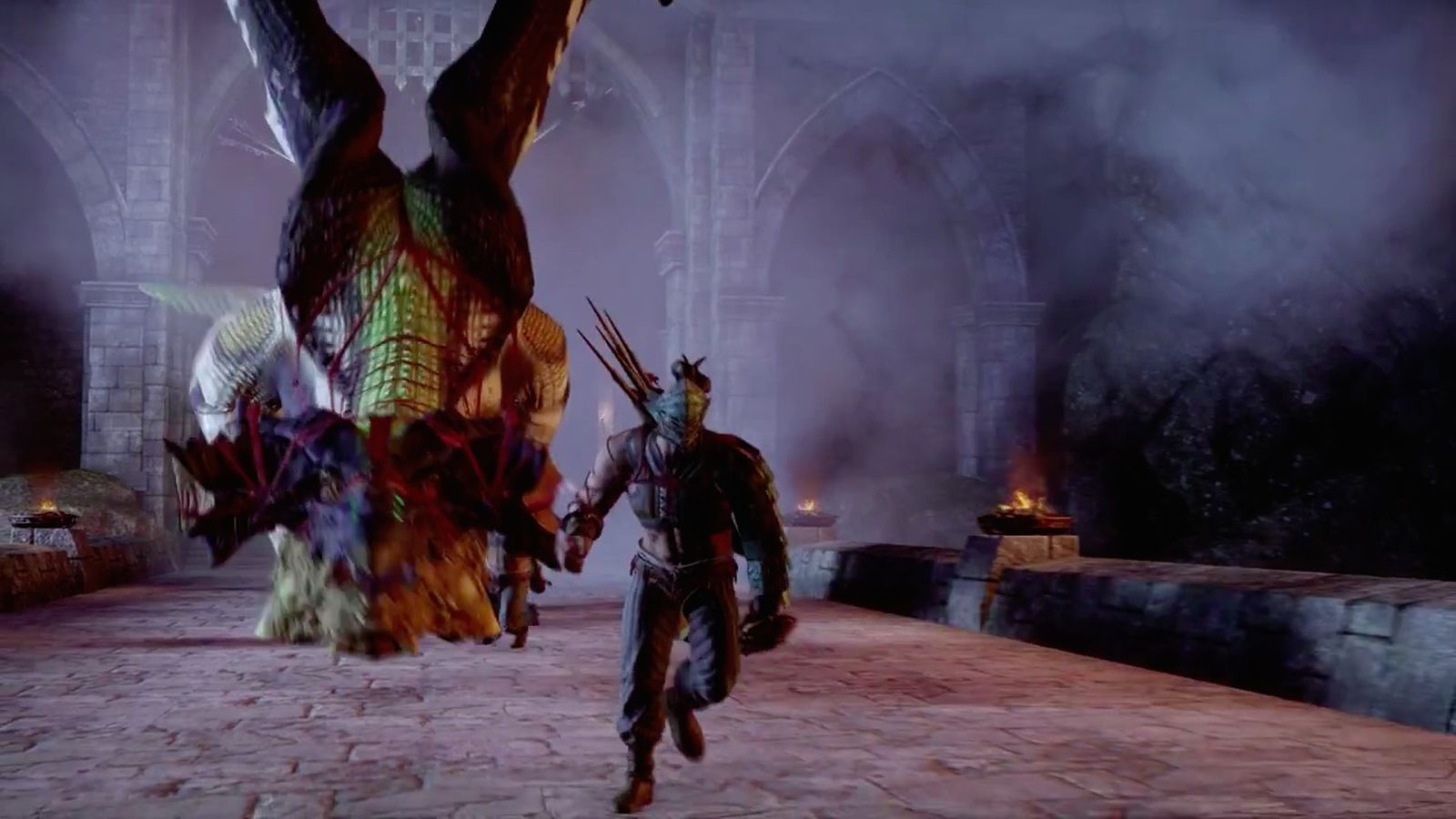 Watch the trailer for Dragon Age: Inquisition's final