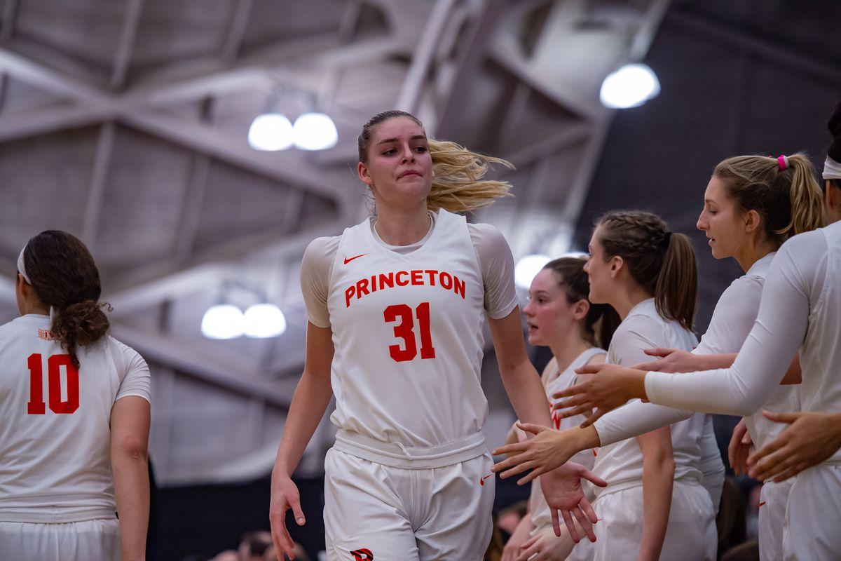 COLLEGE BASKETBALL: FEB 25 Women's Penn at Princeton