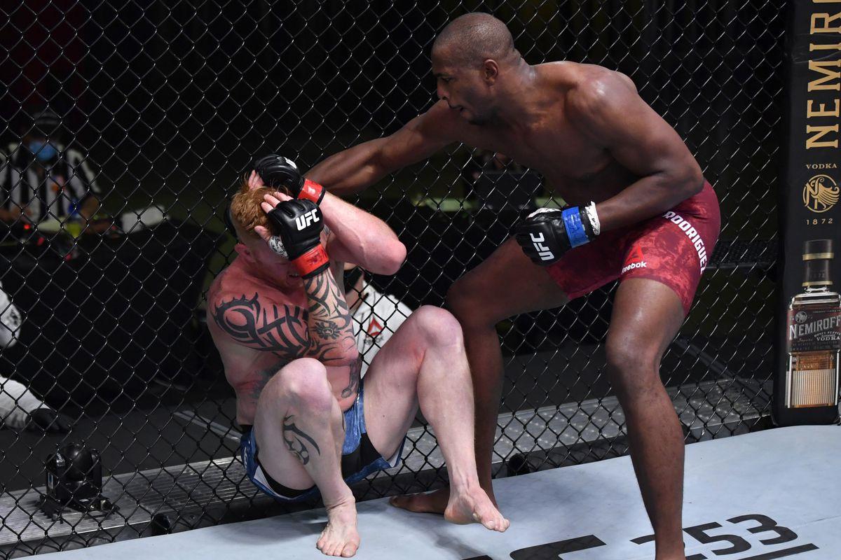 UFC Fight Night: Herman v Rodriguez