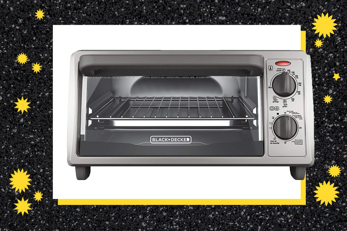 On Black Friday The Only Gadget Worth Buying Is The Toaster Oven Eater