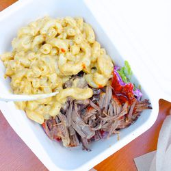 """BBQ Brisket from Mexicue by <a href=""""http://www.flickr.com/photos/gourmetgourmand/8253023856/in/pool-eater/"""">gourmetgourmand</a>"""