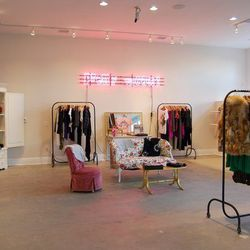 """Once you've gotten your fill of ritzy reptilian wares, head over to <a href=""""http://la.racked.com/archives/2014/04/08/the_38_essential_la_shops_spring_2014.php"""">essential</a> boutique <a href=""""http://www.satineboutique.com"""">Satine</a> (8134 West 3rd Stree"""