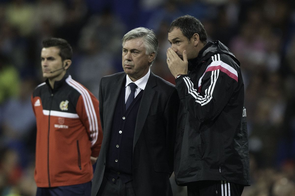 Paul Clement, right, starts life as a manager with a trip to the Macron on 8th August