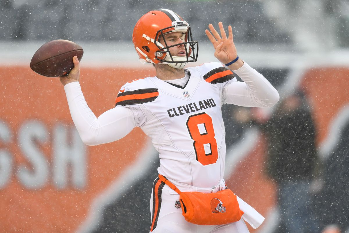 Hot Trade! Redskins acquire another quarterback from Browns Hogs Haven  for sale