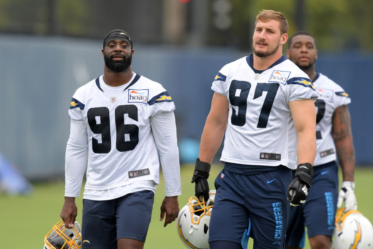 Los Angeles Chargers Final 53 Prediction Training Camp Edition Bolts From The Blue