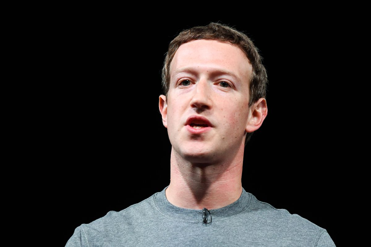 Mark Zuckerberg says he's 'fundamentally uncomfortable' making content decisions for Facebook