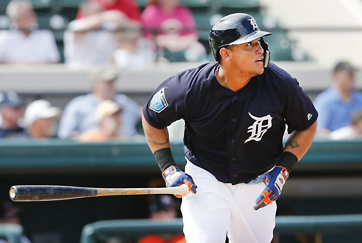 MLB: Spring Training-Miami Marlins at Detroit Tigers