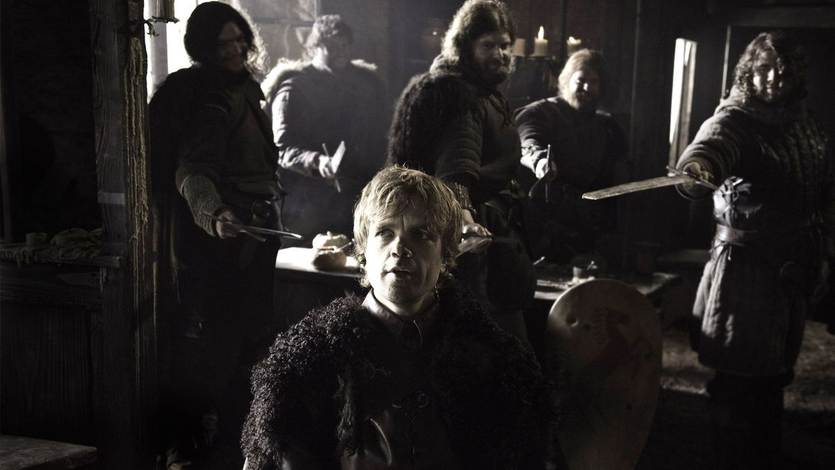 tyrion in season 1 cripples bastards and broken things game of thrones