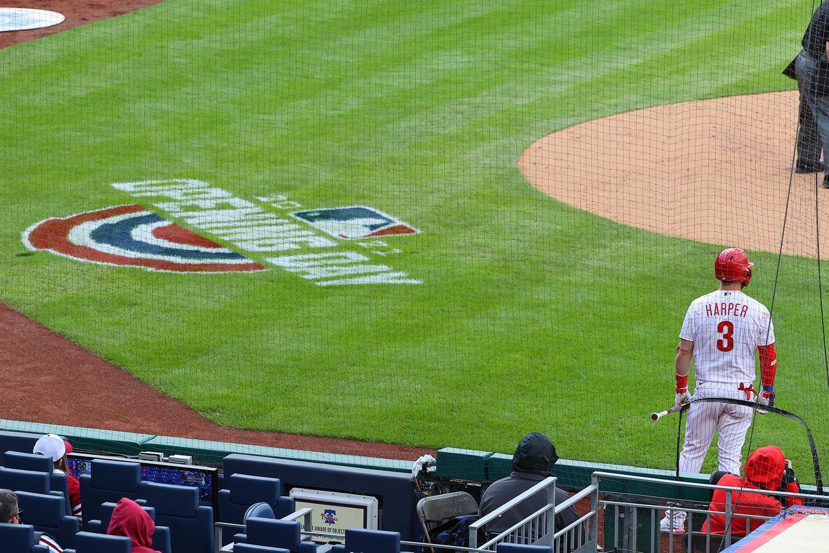 MLB: APR 01 Braves at Phillies