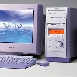 A look back at Sony's iconic VAIO computers - The Verge