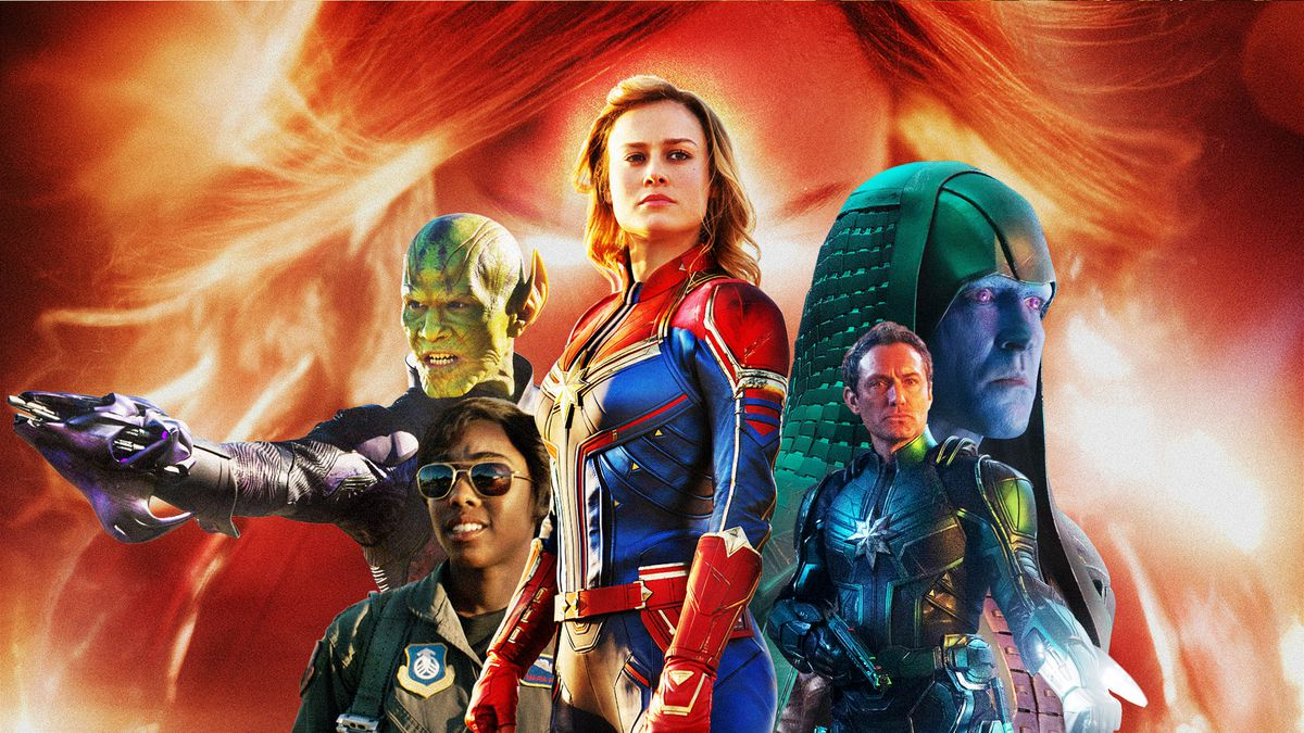 Captain Marvel Review The Marvel Formula Still Works And Works