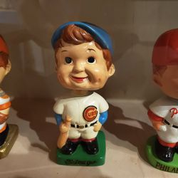 What bobbleheads looked like in the 1960s