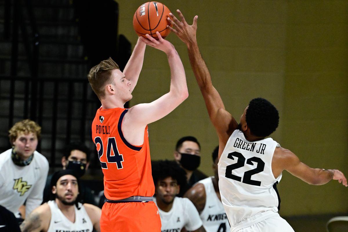 NCAA Basketball: Auburn at Central Florida