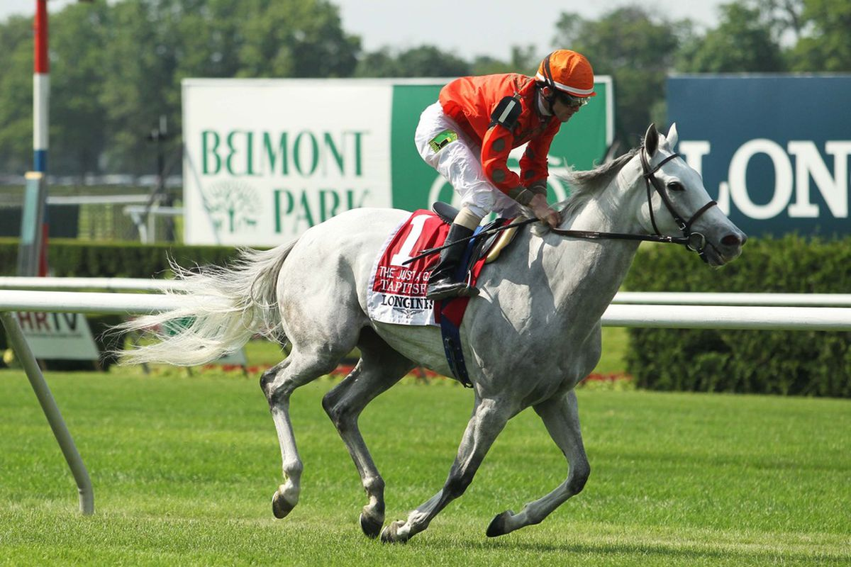 Tapitsfly looks to continue her good run of form in the Grade 1 Diana Stakes at Saratoga on Saturday, July 28th.