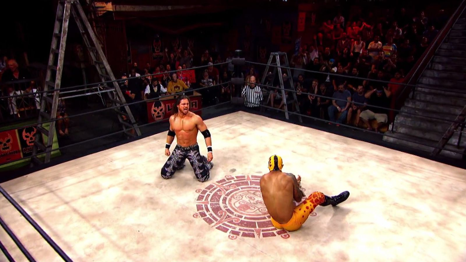 Lucha Underground, Episode 7 (Dec. 10, 2014): Rundown