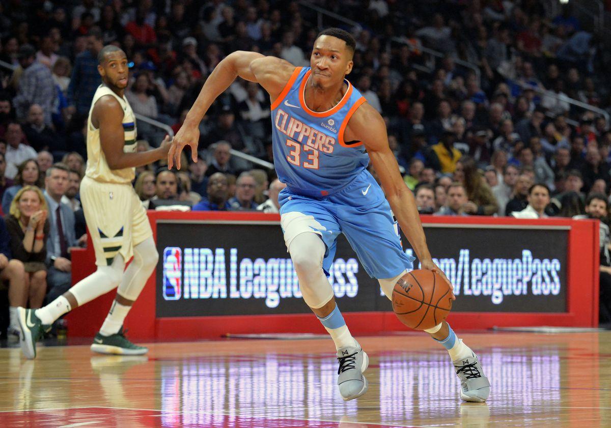 NBA: Milwaukee Bucks at Los Angeles Clippers