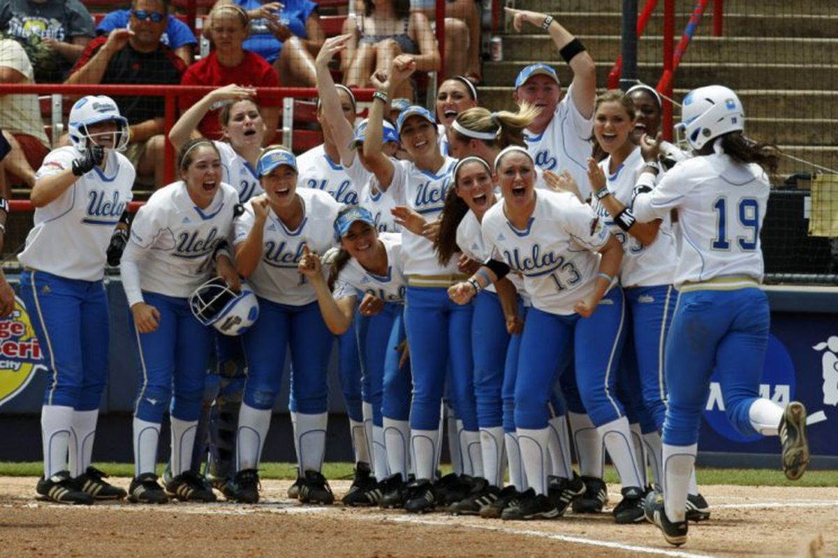 Softball is back, and in a big way.  (Photo Credit: Associated Press/Sue Ogrocki)
