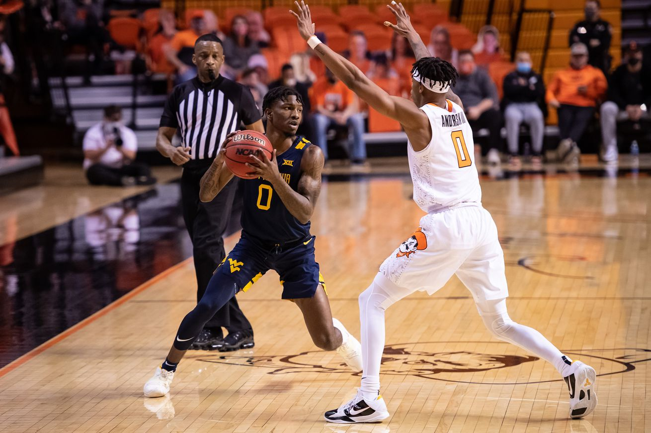 West Virginia's remarkable comeback could be defining moment of the season