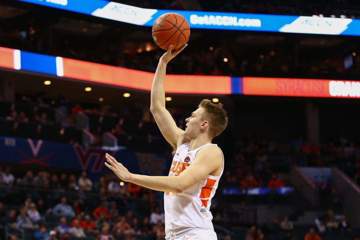 Early ACC Men's Basketball Power Rankings For 2019-20