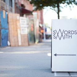"""<b>↑</b> <a href=""""http://swords-smith.com/""""><b>Swords-Smith</b></a> (98C South 4th Street) is quickly becoming an authority on Brooklyn style and the movement toward independent designers that make artful statements than trend-driven ones. The thoughtful"""