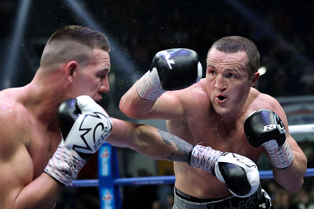 GettyImages 811480488.0 - Lebedev hoping to fight Okolie in Russia