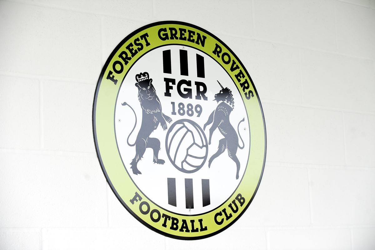 Soccer - Pre-Season Friendly - Forest Green Rovers v Swindon Town - The New Lawn