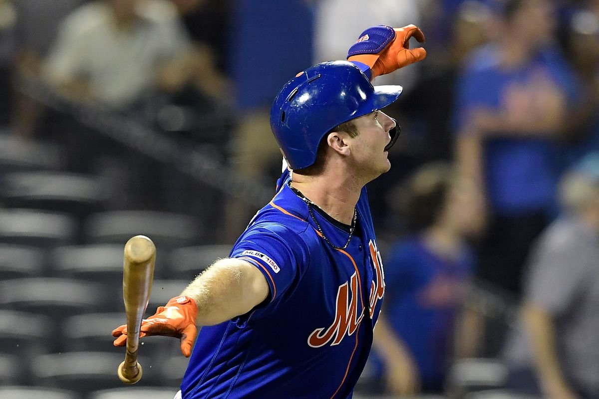 Pete Alonso's most memorable home runs thus far in his historic rookie season