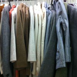 More seasonal blazers