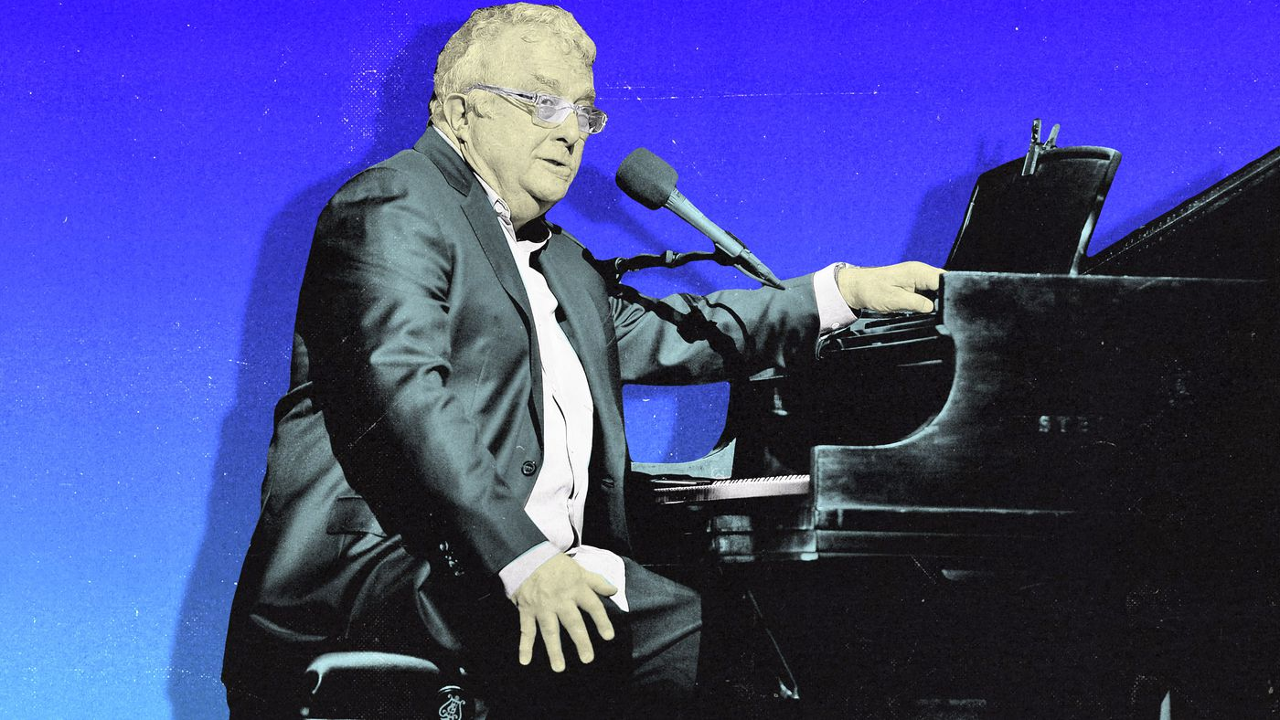Randy Newman on Chance the Rapper, 'Toy Story,' Trump, and Mike Trout