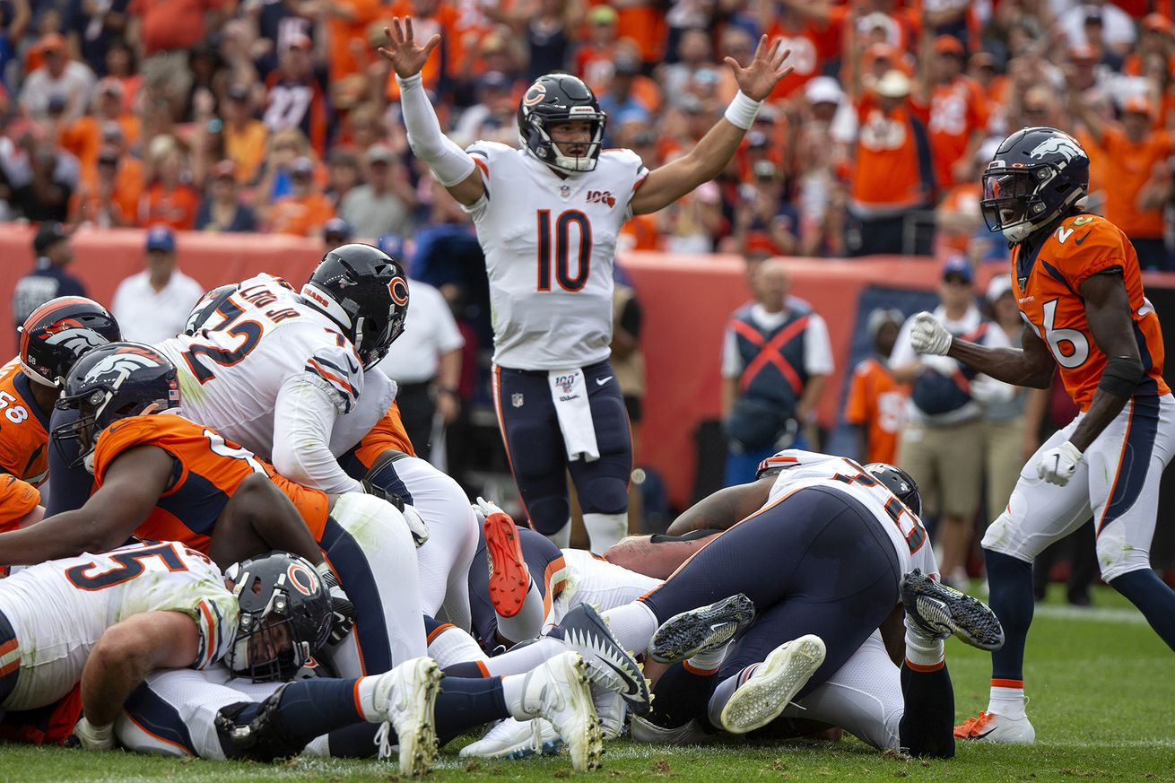 Tale of the Tape: What happened with that 4th & 15 debacle against the Bears?