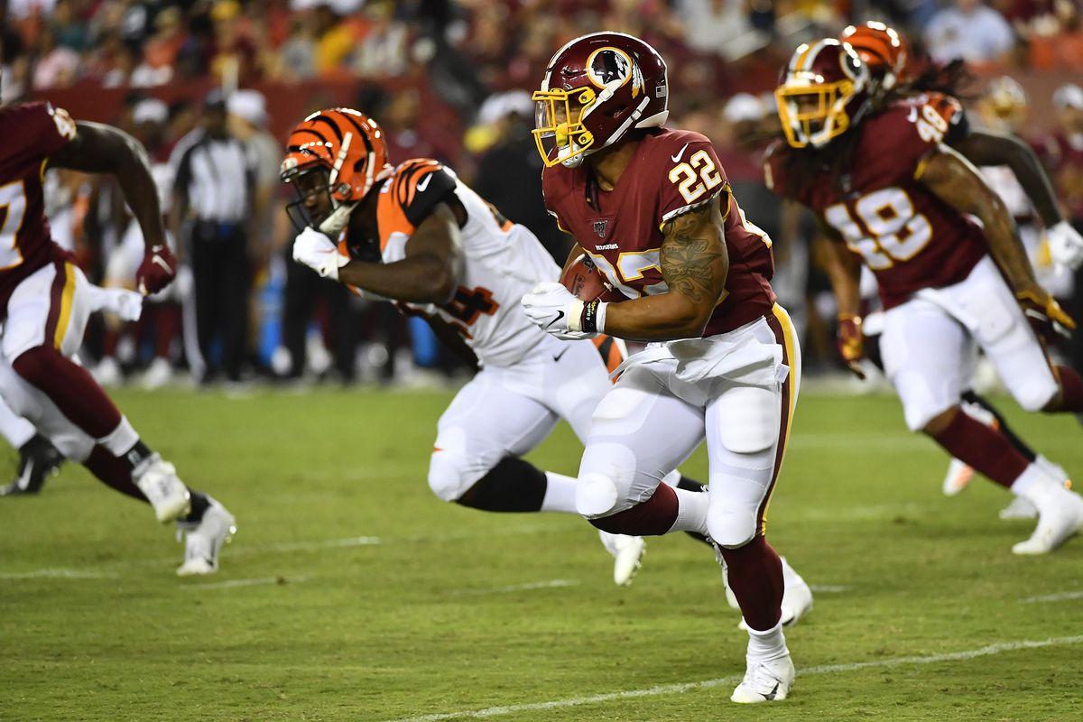 NFL: Preseason-Cincinnati Bengals at Washington Redskins