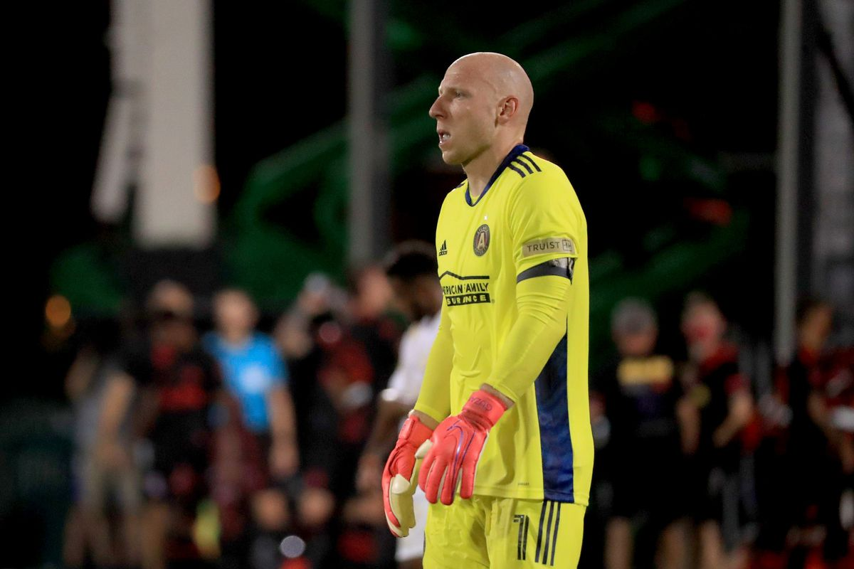 Atlanta United FC v New York Red Bulls - MLS Is Back Tournament