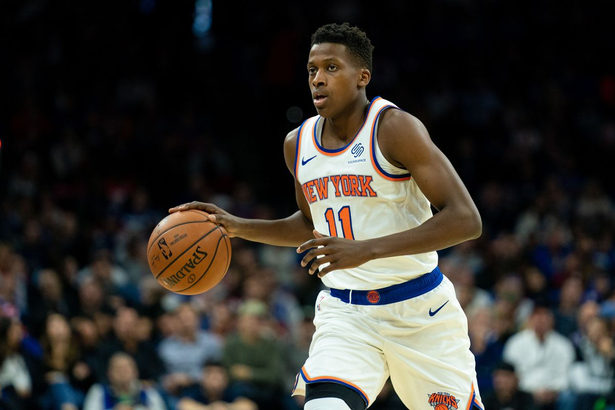 76ers 109, Knicks 104: Scenes from the Sixers narrowly escaping Frank Ntilikina