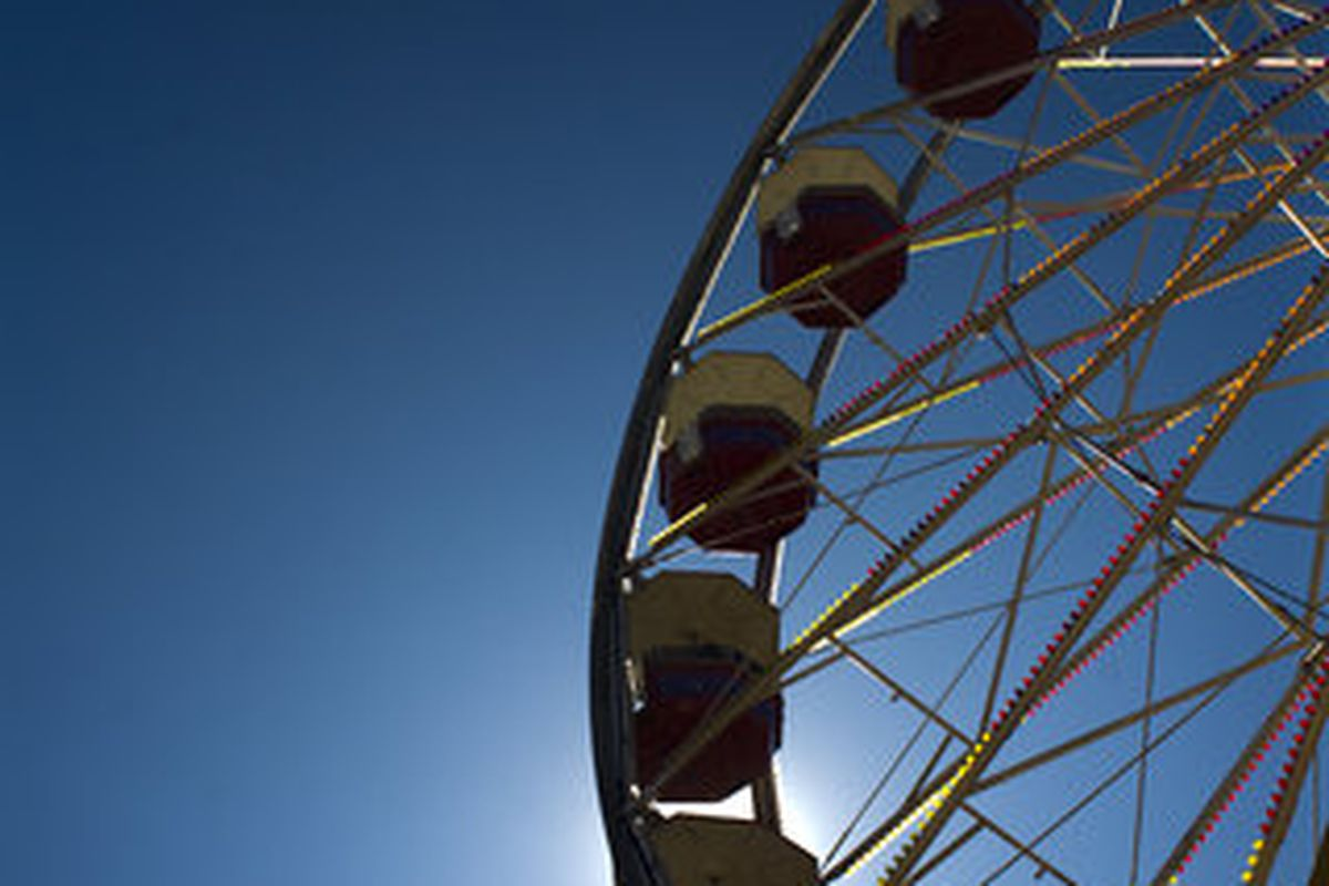 """as seen Monday at the NC State Fairgrounds near the RBC Center in Raleigh via <a href=""""http://media2.newsobserver.com/smedia/2009/10/19/16/Monday_at_the_N.C._State_Fair_05.embedded.prod_affiliate.156.JPG"""">media2.newsobserver.com</a>"""
