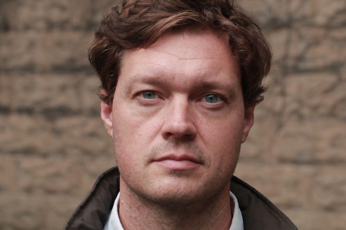 """""""The Mastermind"""" author Evan Ratliff."""