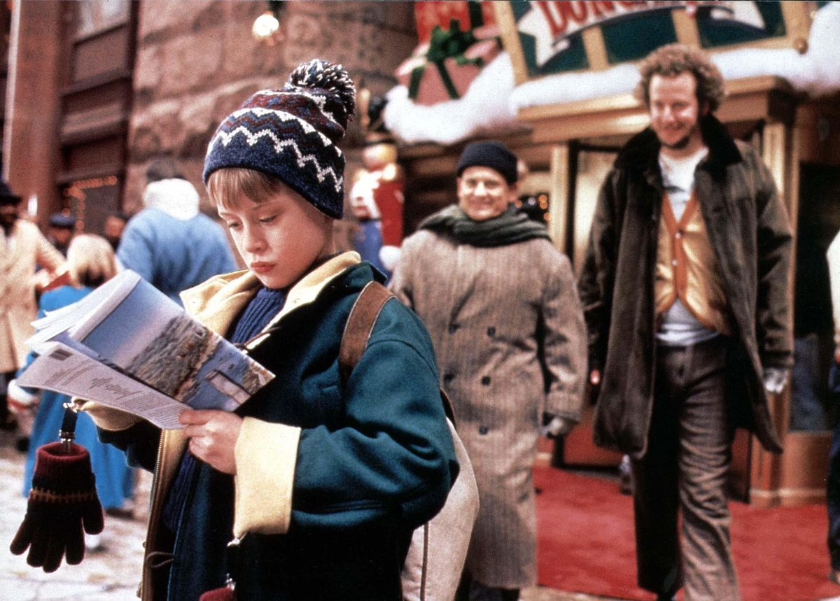 Iconic Lines from Home Alone 2: Lost In New York