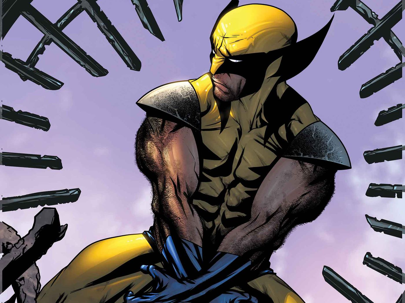 X Men S Wolverine Is Back From The Dead And Now Hunting Infinity Stones Polygon