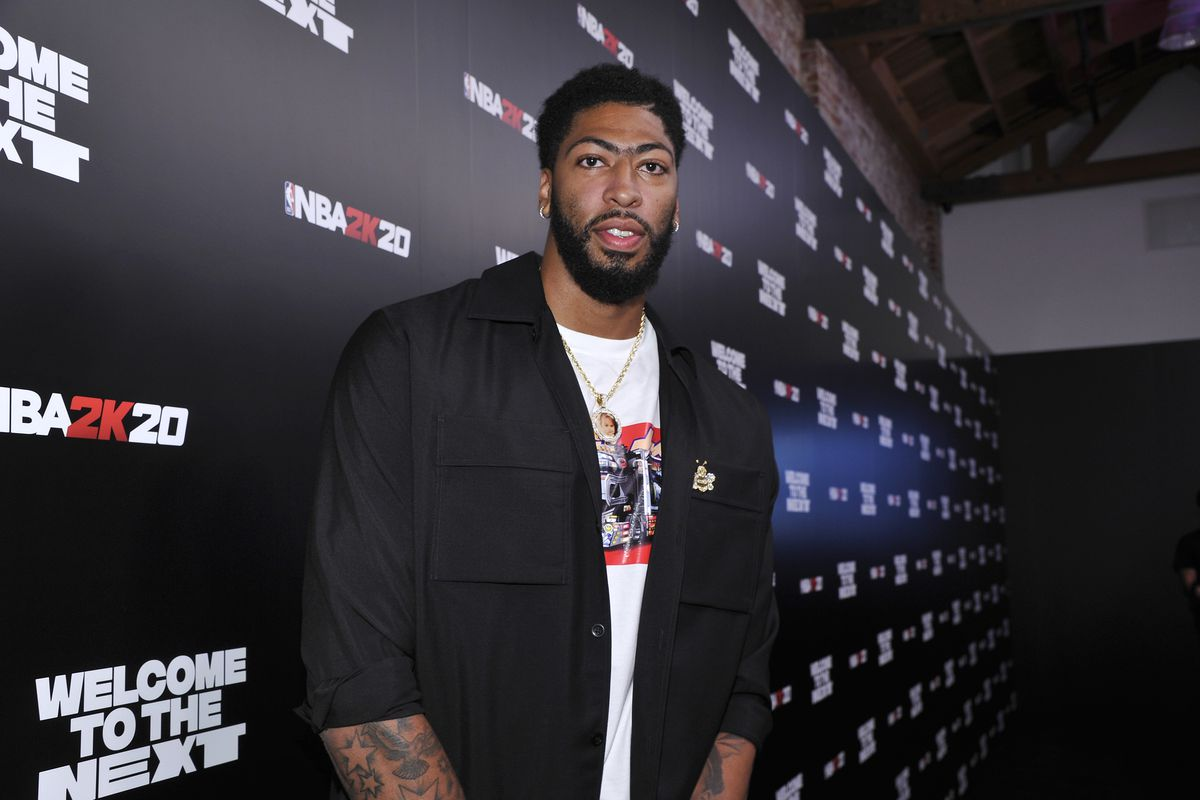 Anthony Davis says Lakers 'main goal' is 'a championship