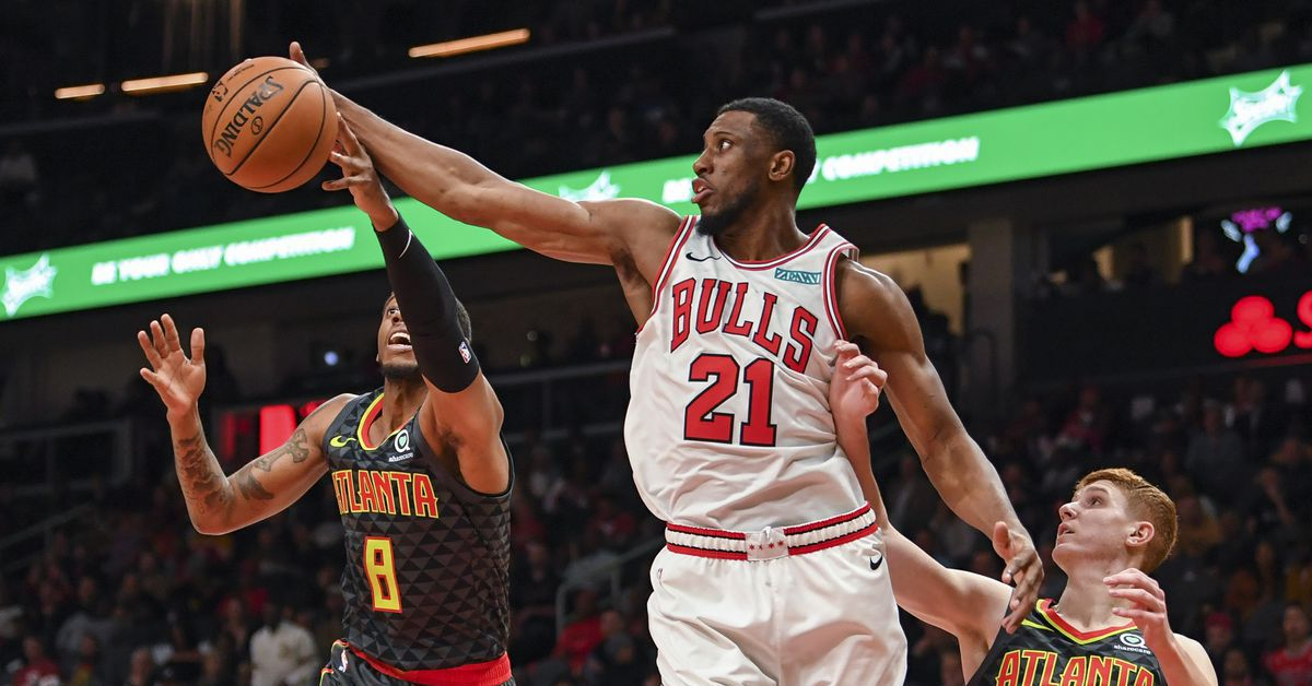 Bulls forward Thad Young knows evaluations are all but out the window