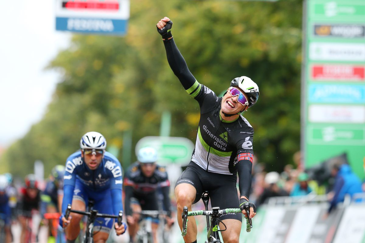 Cycling: 14th Tour of Britain 2017 / Stage 8
