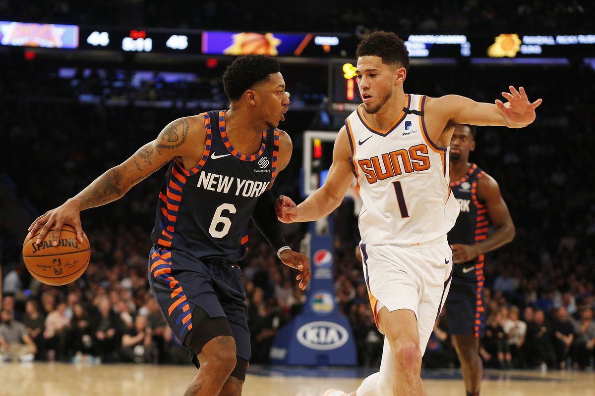 Quick Recap: Suns win in a big way 121-98 over the Knicks