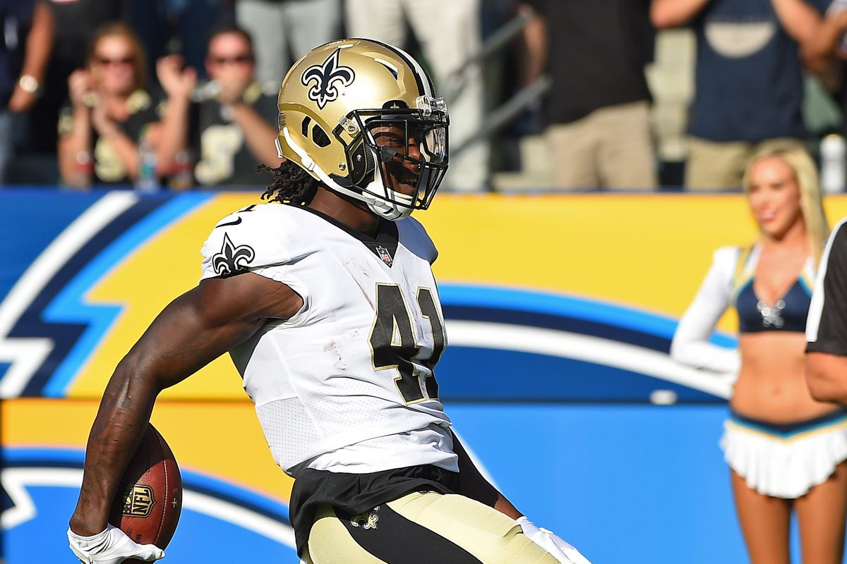New Orleans Saints Highlights Against The Los Angeles Chargers Canal Street Chronicles