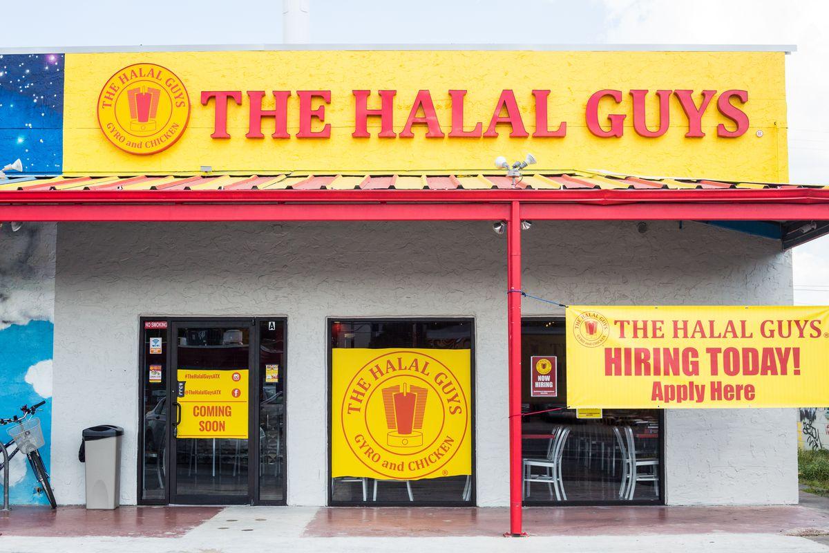 The Halal Guys in Austin