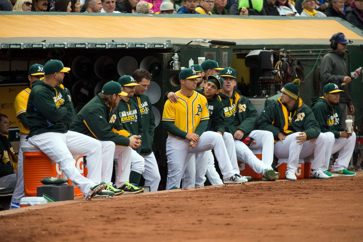 Is there room in that dugout for one more?