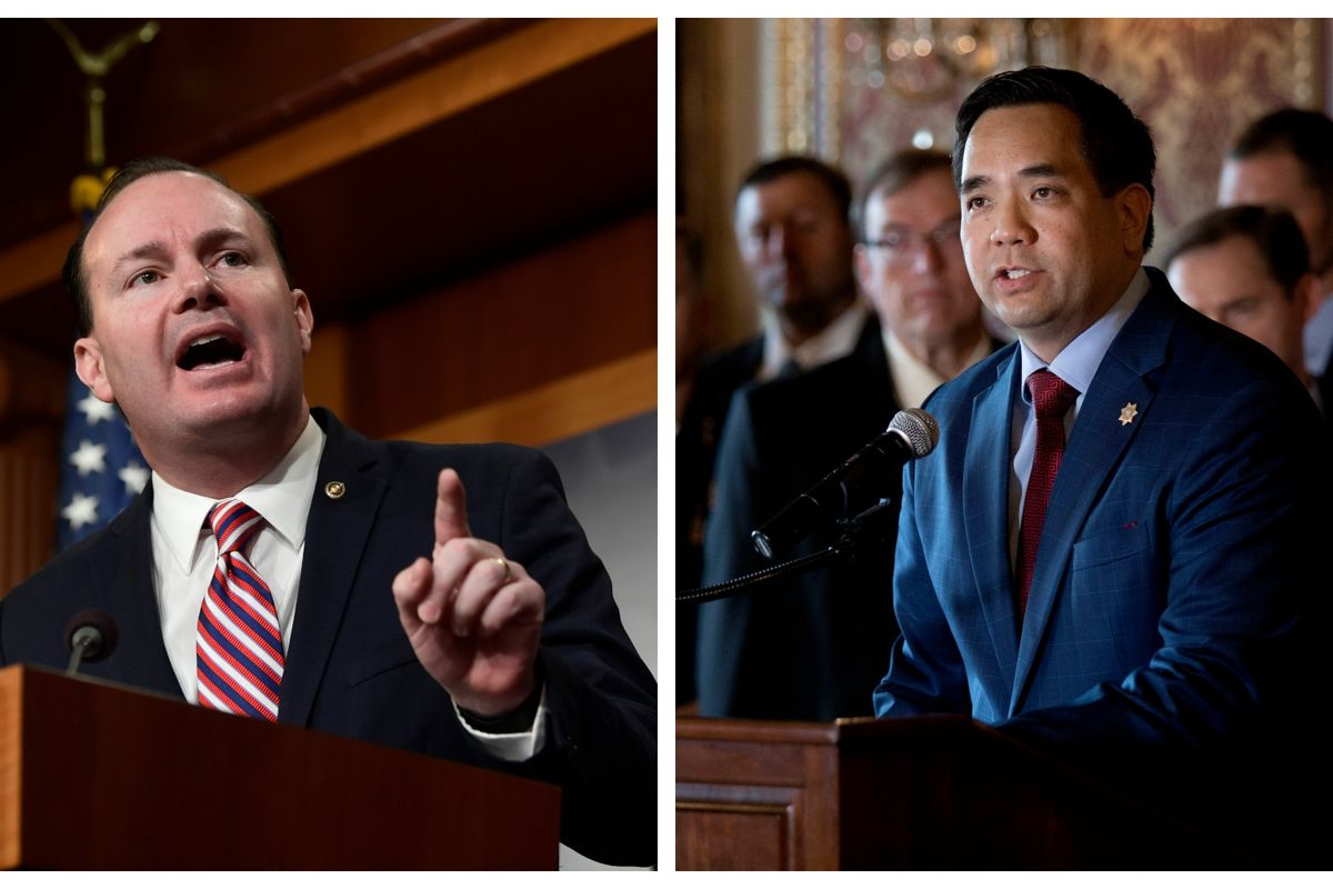Groundwork for possible antitrust assessments of tech platforms like Google, Facebook, Amazon and Apple are ratcheting up. Utah Attorney General Sean Reyes and Sen. Mike Lee are both involved with efforts that could lead to investigations.