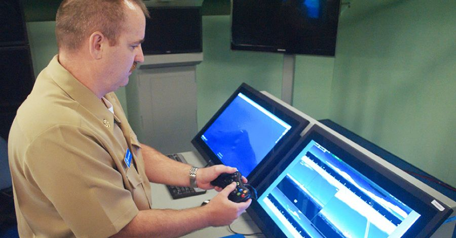 The US Navy is replacing expensive and clunky periscope controls on submarines with Xbox 360 controllers, reducing training time from hours to minutes (and $38,000 down to $20).