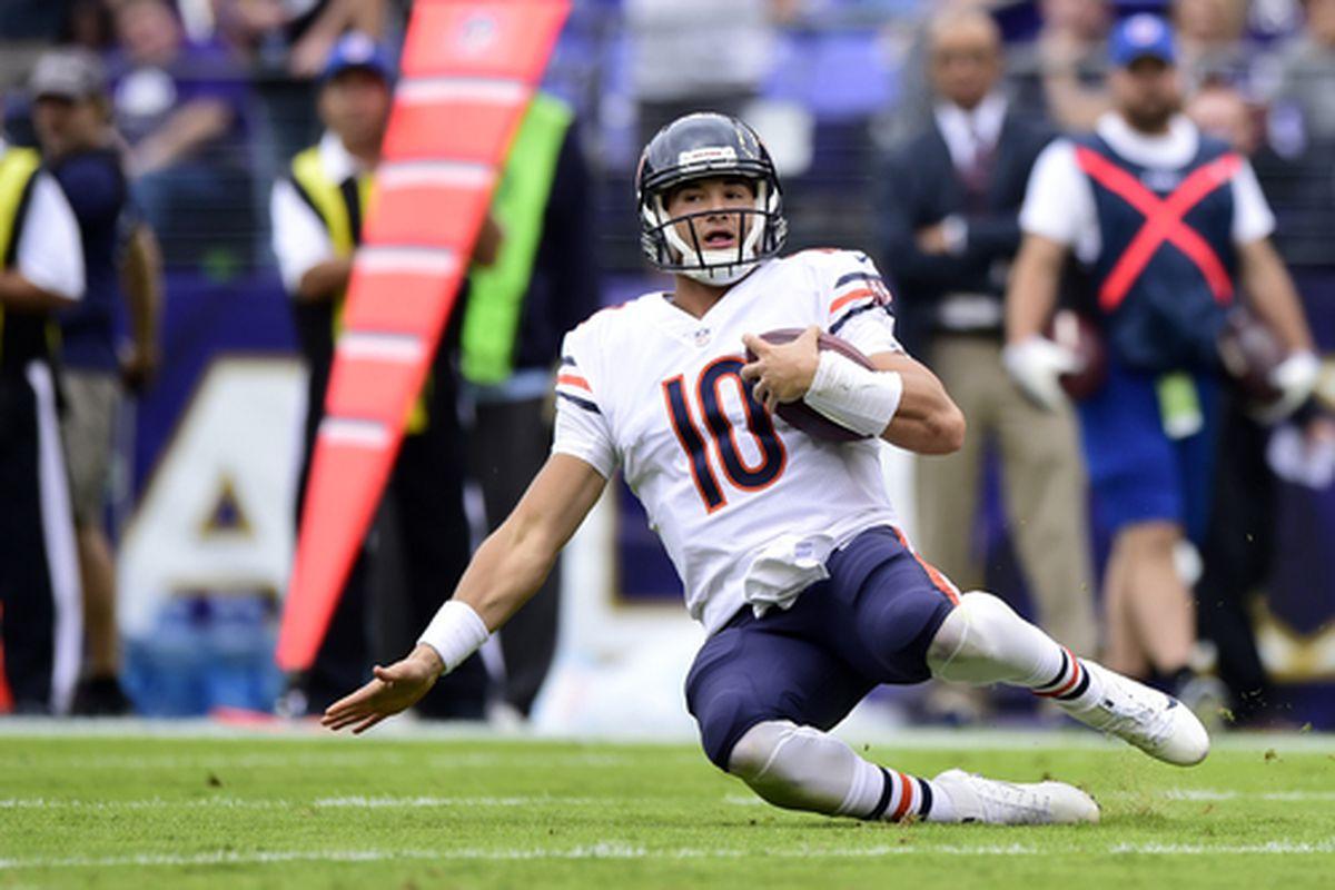 0d0e91733 Bears injuries  QB Mitch Trubisky all clear