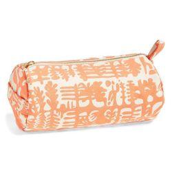 "Gravel & Gold <a href=""http://shop.nordstrom.com/s/gravel-gold-print-canvas-toiletry-bag/3780539?"">Print Canvas Toiletry Bag</a>, $54"