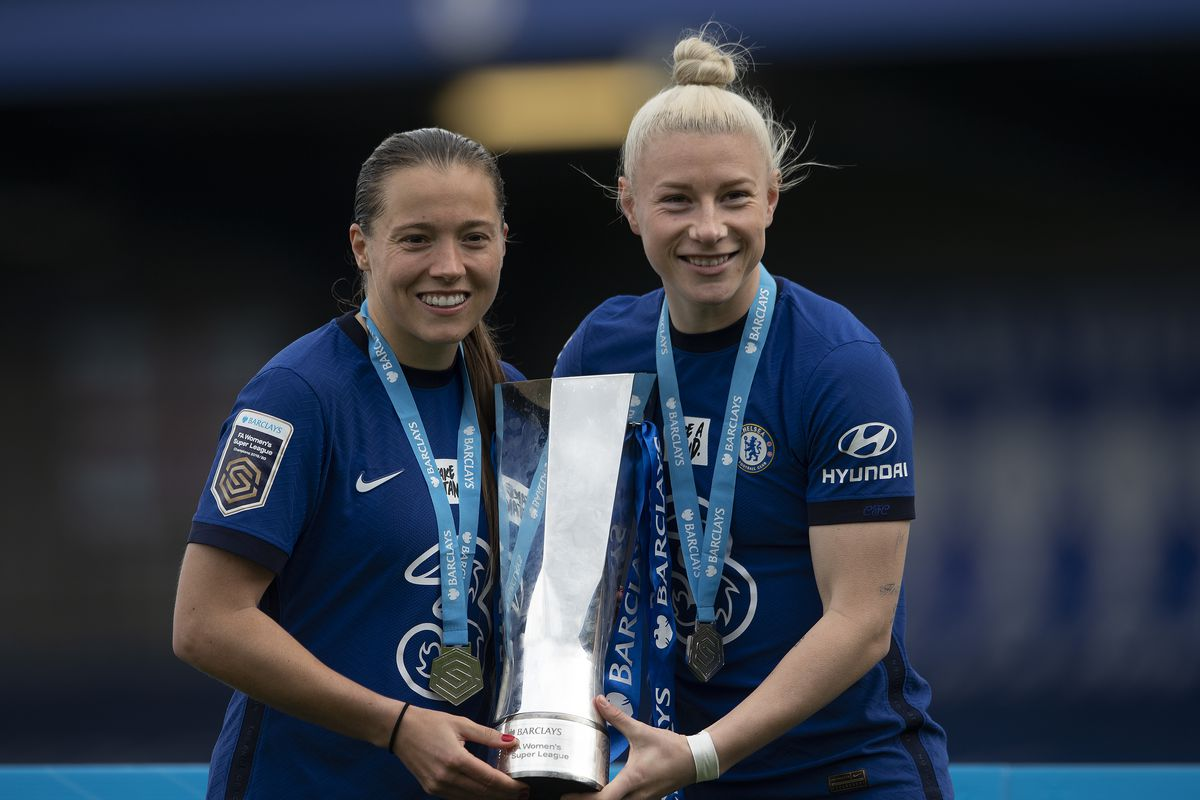 Chelsea Women v Reading Women - Barclays FA Women's Super League - Chelsea Women Win WSL